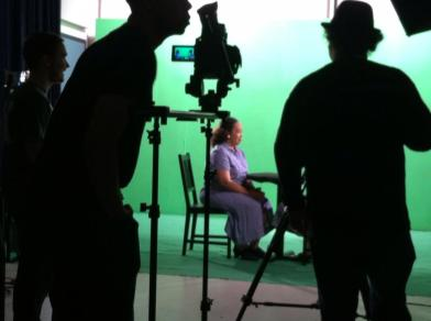 Filming Henrietta